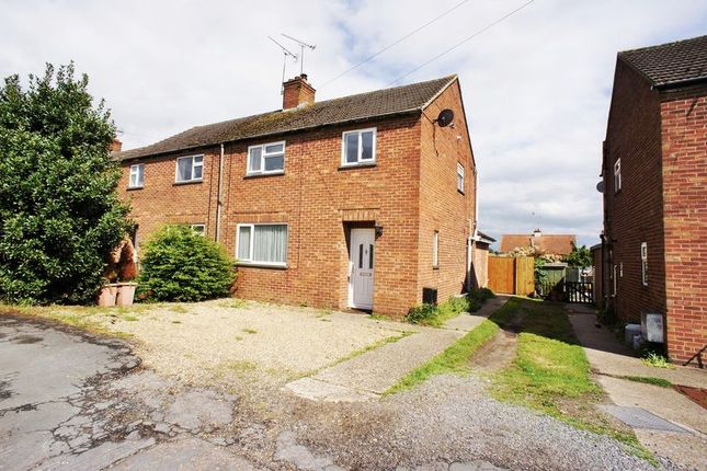 Thumbnail Semi-detached house for sale in Cedar Crescent, Lawford, Manningtree