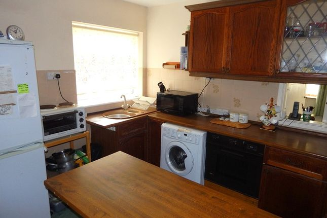 Kitchen of Silver Close, West Cross, Swansea SA3