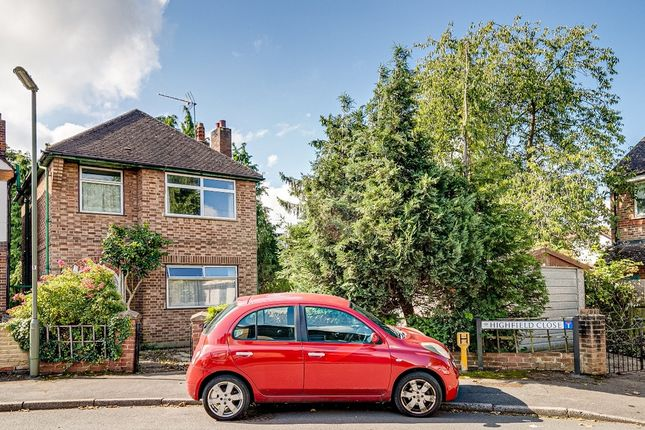 Thumbnail Detached house for sale in Highfield Close, Long Ditton, Surbiton