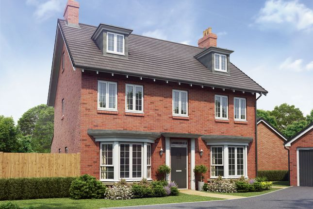 "Thumbnail Detached house for sale in ""The Osborne"" at Hartburn, Morpeth"