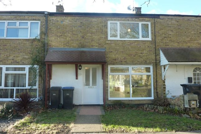 Thumbnail Terraced house to rent in Longfield, Harlow