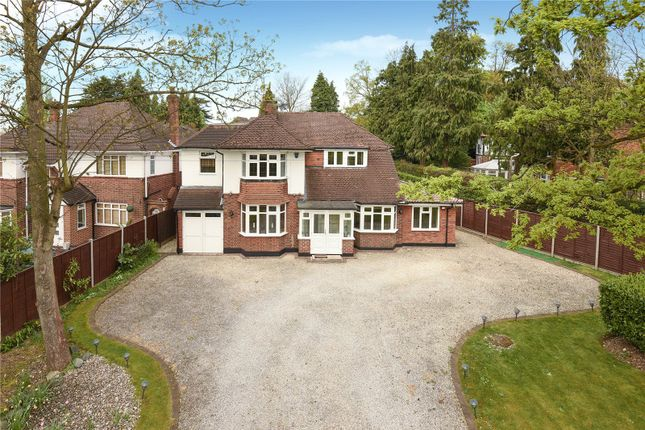 Thumbnail Detached house for sale in Uxbridge Road, Harrow, Middlesex