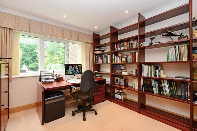 Study of Rivendell, Derriman Glen, Ecclesall, Sheffield S11