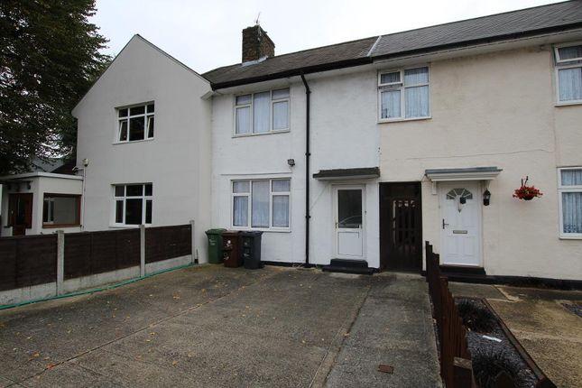 Thumbnail Terraced house to rent in Manor Square, Dagenham, Essex