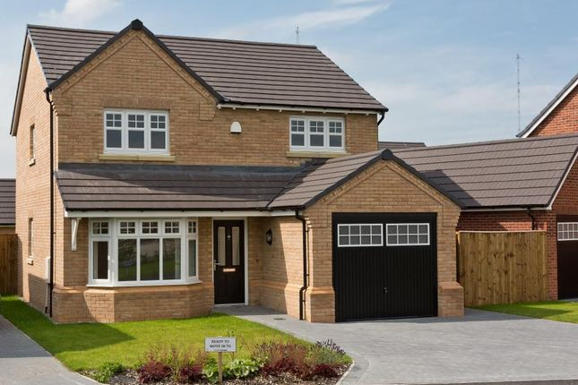 Thumbnail Detached house for sale in St. Williams Gate, Garstang Road, Pilling, Lancashire