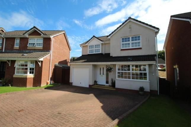 Thumbnail Detached house for sale in Somerville Park, Lawthorn, Irvine, North Ayrshire