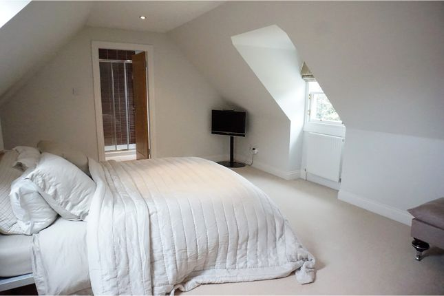 Master Bedroom of Rossie Steadings, Perth PH2