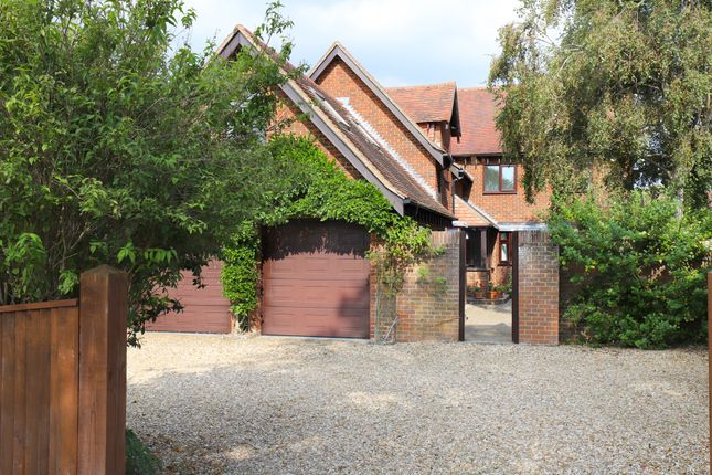 Thumbnail Detached house for sale in Westfield Road, Lymington, Hampshire