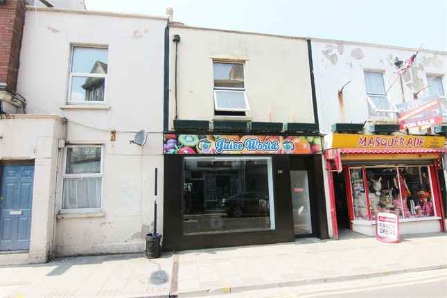 Thumbnail Terraced house for sale in Orchard Street, Weston-Super-Mare