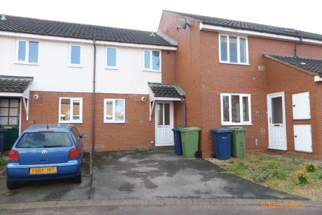 Thumbnail Terraced house to rent in Middlehay Court, Bishops Cleeve, Cheltenham