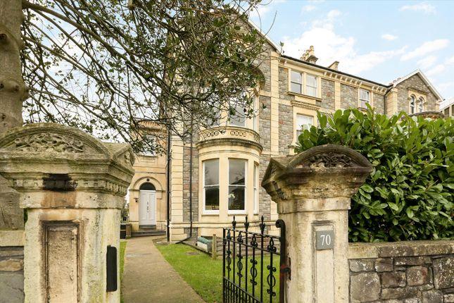 Semi-detached house for sale in Pembroke Road, Clifton, Bristol