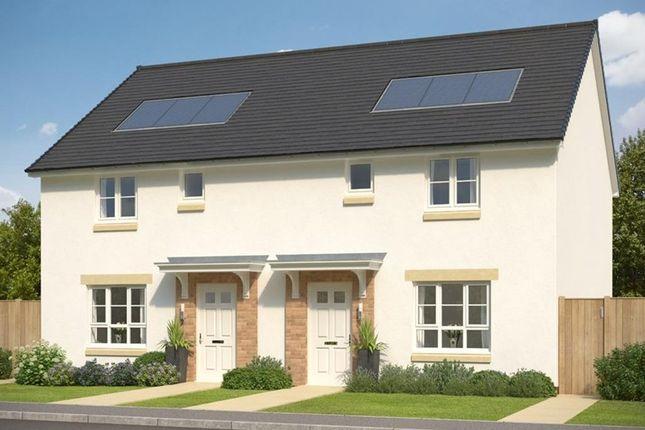 "3 bedroom end terrace house for sale in ""Coull"" at Prestongrange, Prestonpans"