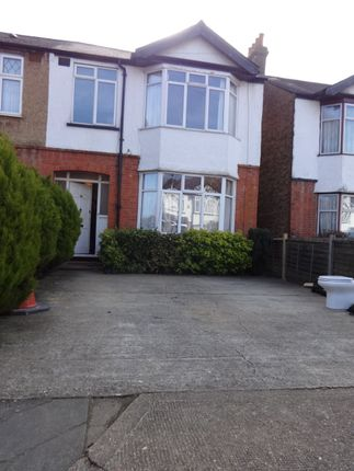 Thumbnail Semi-detached house to rent in Ferrers Avenue, West Drayton, Middlesex