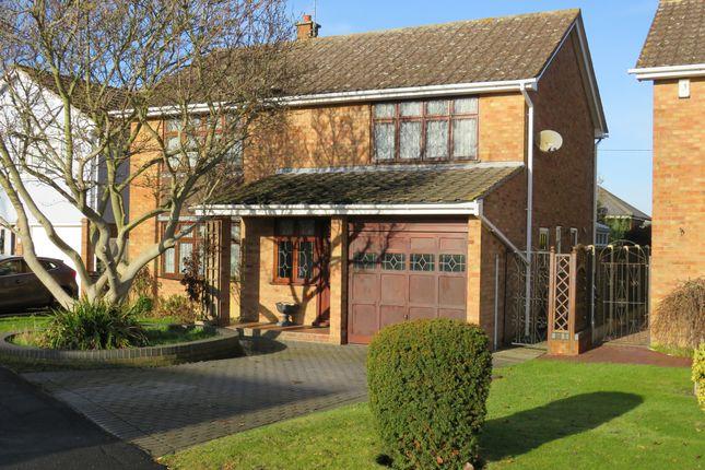 Thumbnail Detached house for sale in Godmans Lane, Marks Tey, Colchester