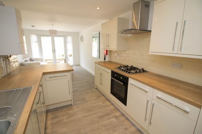 Thumbnail Terraced house to rent in Minister Street, Cathays, Cardiff