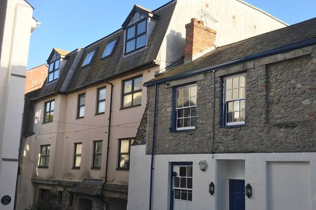Thumbnail Flat for sale in Stokes Lane, The Barbican, Plymouth