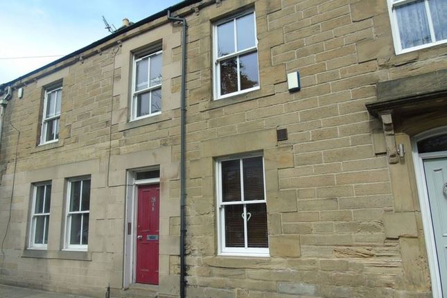 Thumbnail Maisonette to rent in Front Street East, Bedlington