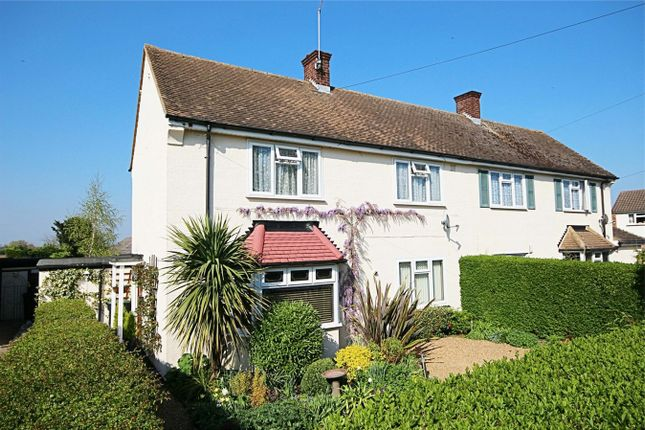 Thumbnail Semi-detached house for sale in Primley Lane, Sheering, Bishop's Stortford, Herts