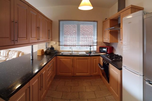 Thumbnail Detached house to rent in Abberton Road, Withington