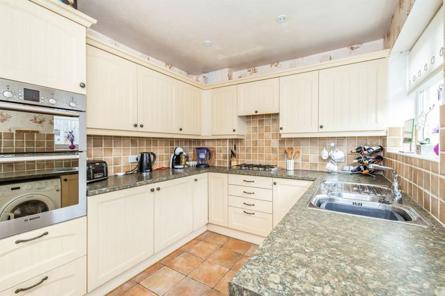 Thumbnail Detached bungalow for sale in Ash Tree Close, Oadby, Leicester