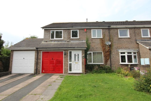 Thumbnail End terrace house to rent in Penlee Park, Torpoint