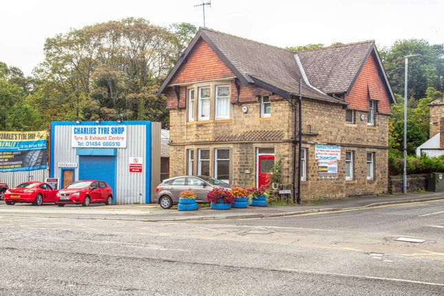Thumbnail Parking/garage for sale in New Mill Road, Honley, Holmfirth