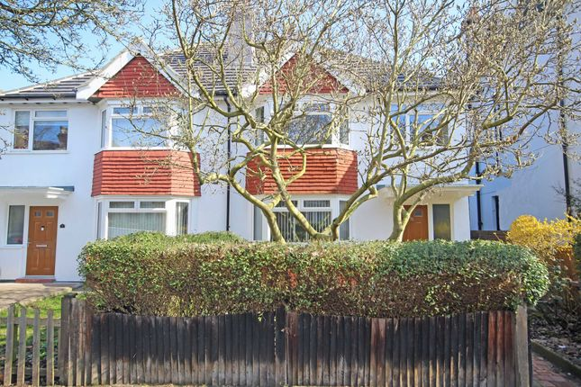 Thumbnail Property to rent in Avenue Crescent, London