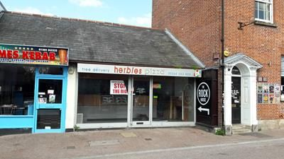 Thumbnail Restaurant/cafe to let in London Street, Andover, Hampshire