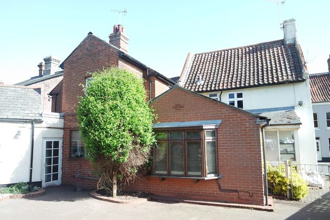 Thumbnail Detached house for sale in Blyburgate, Beccles