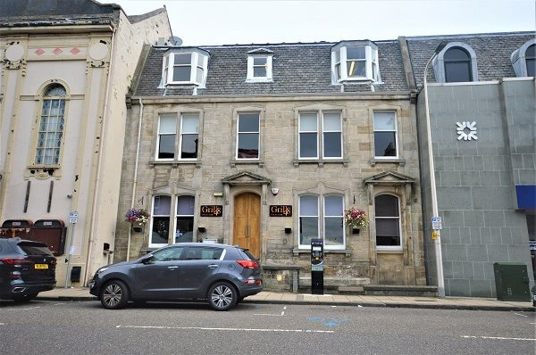 Thumbnail Restaurant/cafe for sale in East Port, Dunfermline, Fife