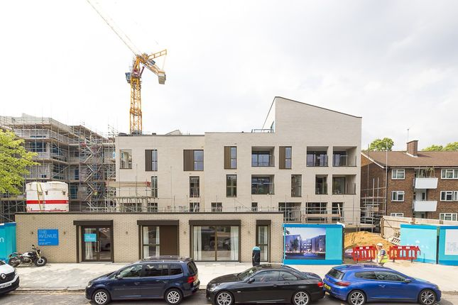 Thumbnail Studio for sale in The Avenue, Brondesbury Park