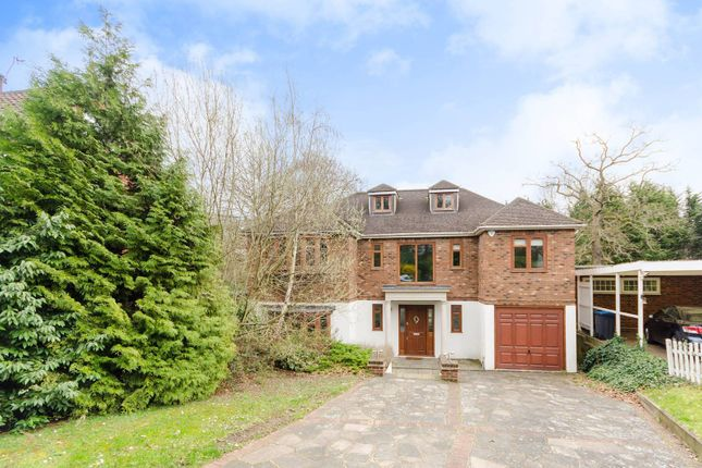Thumbnail Detached house to rent in Henley Drive, Coombe