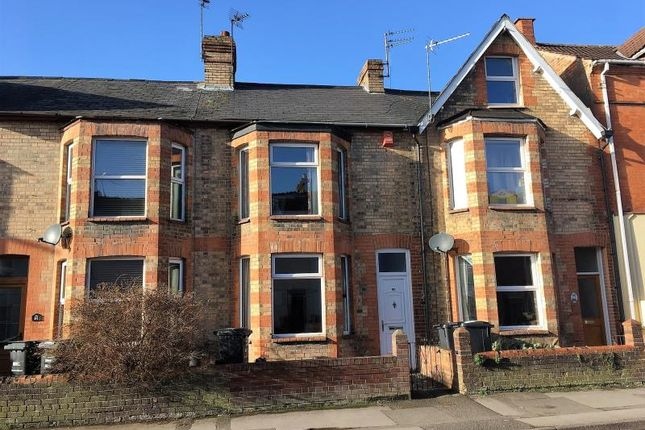 Thumbnail Terraced house for sale in Cheddon Road, Taunton, Somerset
