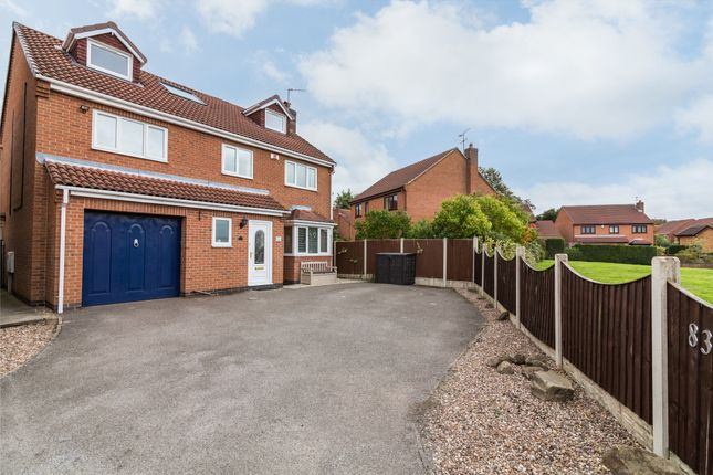 Thumbnail Detached house for sale in Spindletree Drive, Oakwood, Derby