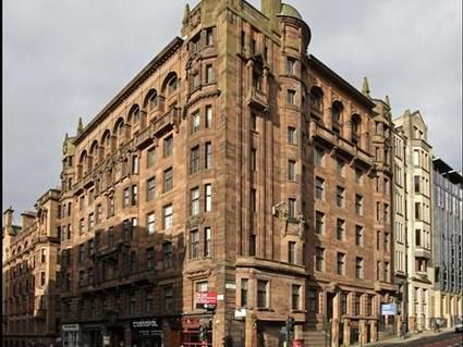 Office to let in Turnberry House, 175 West George Street, Glasgow