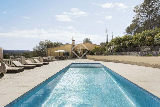 Thumbnail Villa for sale in Spain, Barcelona, Sitges, Olivella / Canyelles, Sit28144