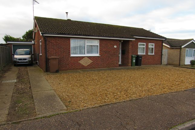 3 bed detached bungalow for sale in Rolfe Crescent, Heacham, Kings Lynn, Norfolk