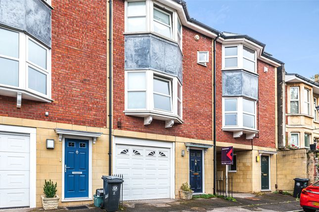 Thumbnail Terraced house for sale in Marlborough Hill Place, Bristol