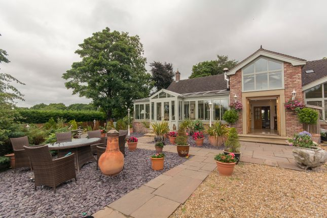 Thumbnail Barn conversion for sale in North Rode, Congleton