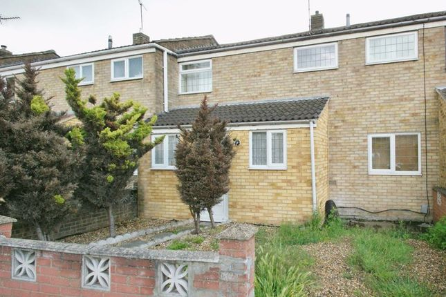 Thumbnail Terraced house to rent in Bronte Close, Tilbury