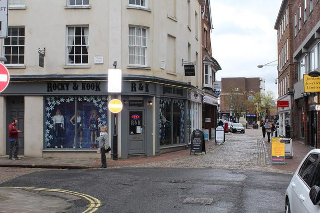 Thumbnail Retail premises to let in Temple Street, Aylesbury