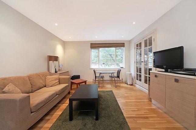 Reception of Nell Gwynn House, Sloane Avenue SW3