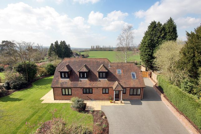 Thumbnail Detached house to rent in Borough Green Road, Wrotham, Sevenoaks