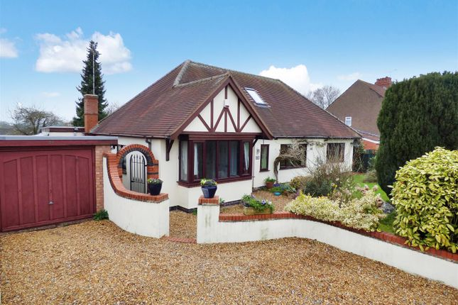 Thumbnail Detached bungalow for sale in Randall Road, Kenilworth