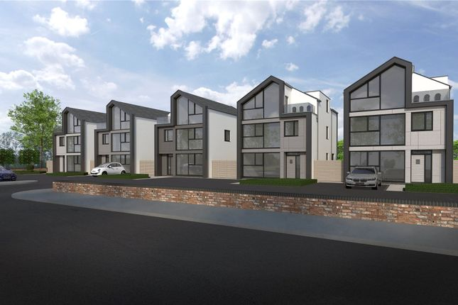 Thumbnail Detached house for sale in Meadow View, Radcliffe, Manchester, Greater Manchester