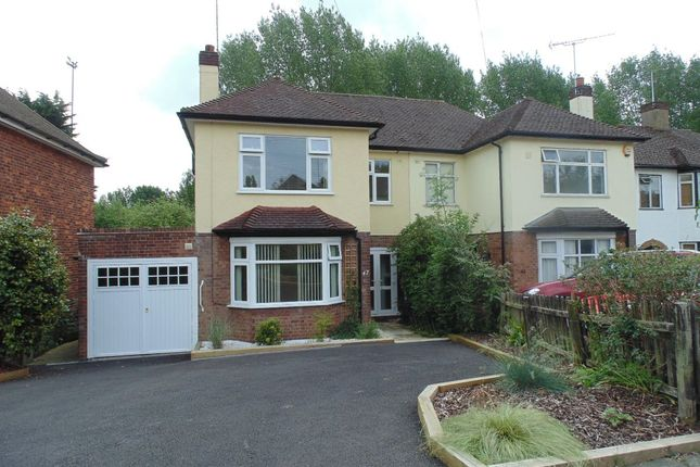 Thumbnail Semi-detached house to rent in Friars Avenue, Shenfield, Brentwood