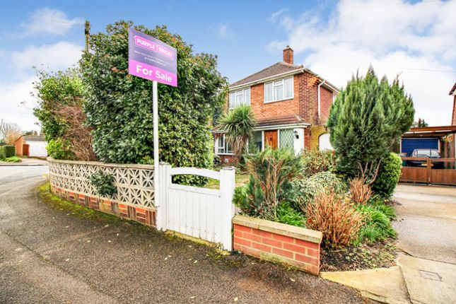 Thumbnail Detached house for sale in Lindsay Close, Staines-Upon-Thames