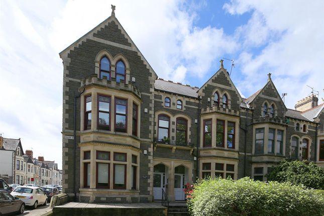 Thumbnail Flat to rent in Ninian Road, Roath, Cardiff