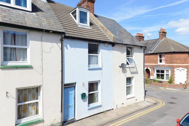 Thumbnail Terraced house to rent in Claremont Place, Canterbury