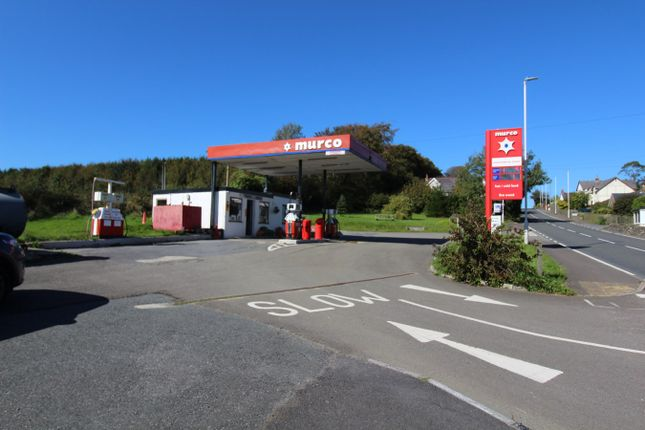 Thumbnail Commercial property for sale in Croeslan, Llandysul